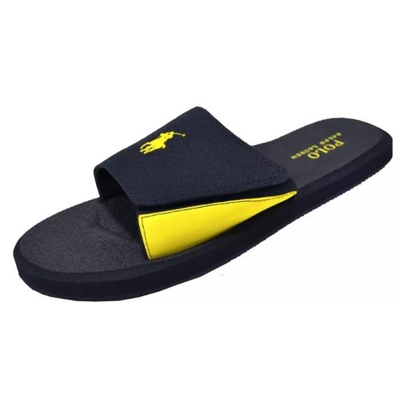 e3de305e3edb Polo Ralph Lauren Men s Classic Slide Sandals